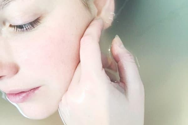 Crema Facial Natural para Piel Seca