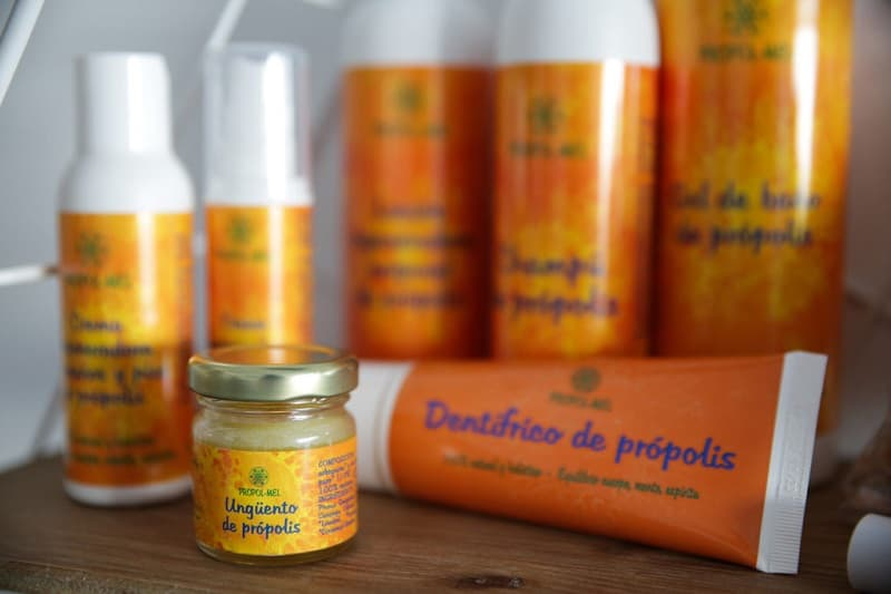 cosmetica organica de Propol-Mel