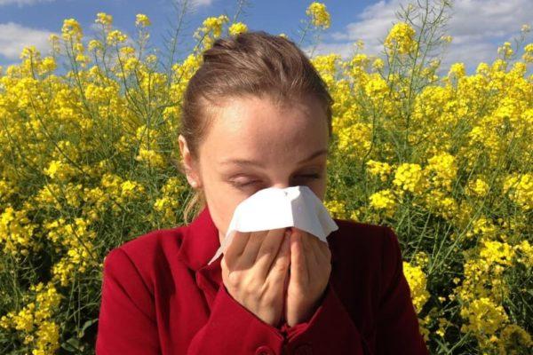 propoleo gotas en la nariz