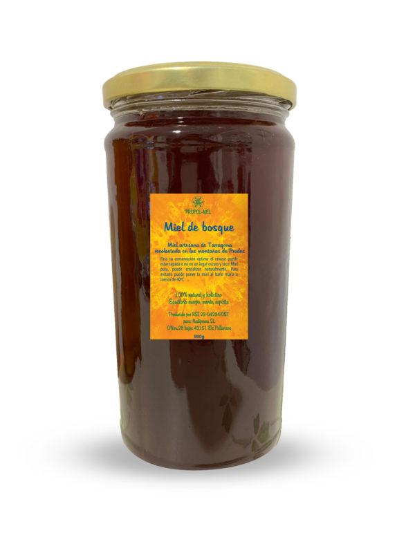 miel de bosque artesana de tarragona